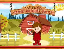 richhwalsh tarafından Illustration Design for Cute Boots Farms için no 1