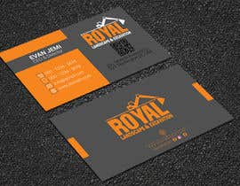 #343 untuk Manuel Rojas Business Card Design oleh shamimdesignerbd