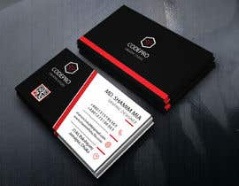 #346 untuk Manuel Rojas Business Card Design oleh shamimdesignerbd