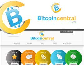 #36 cho Logo Design for Bitcoin Hub Website bởi genqydy
