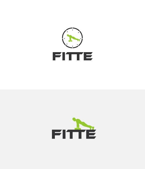 Konkurrenceindlæg #69 for Design a Logo for a fitness business