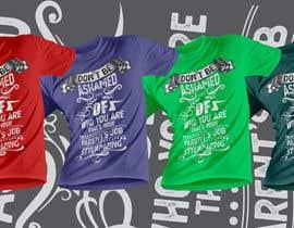 nº 84 pour T-shirt design (ash) par badhan53