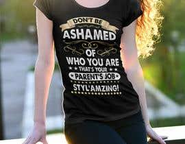 nº 98 pour T-shirt design (ash) par joyapodder1