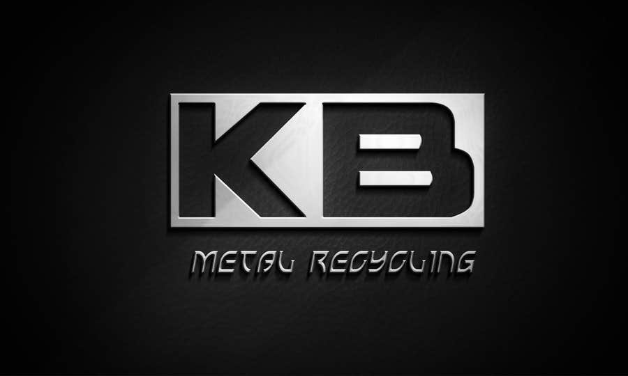 Contest Entry #                                        65                                      for                                         Design a Logo for K.B Metal Recycling