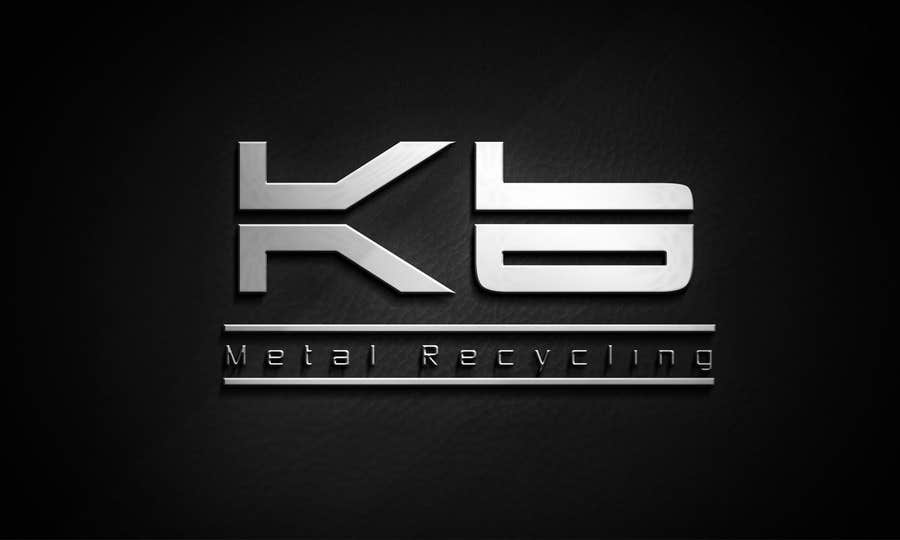 Contest Entry #                                        66                                      for                                         Design a Logo for K.B Metal Recycling