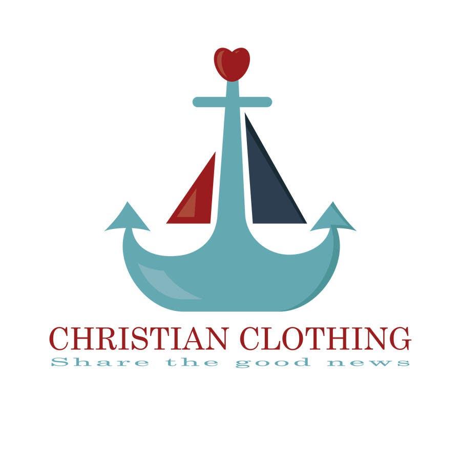 Konkurrenceindlæg #28 for Design a Logo for Christian Clothing