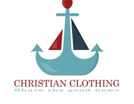 #28 for Design a Logo for Christian Clothing af xtxskif