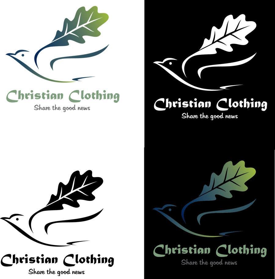 Konkurrenceindlæg #27 for Design a Logo for Christian Clothing