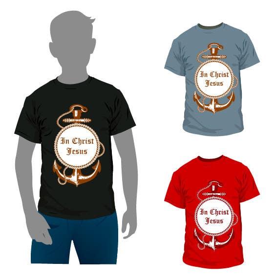 Konkurrenceindlæg #15 for Design a T-Shirt for Christian Clothing