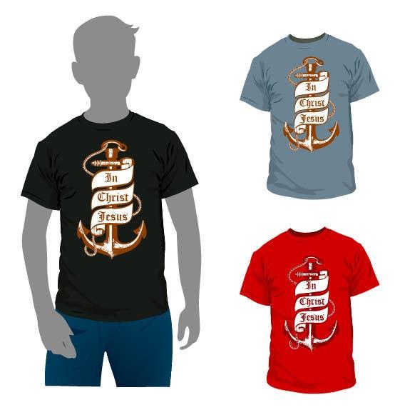 Konkurrenceindlæg #30 for Design a T-Shirt for Christian Clothing