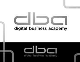#39 for Logo Design for the Digital Business Academy by benpics