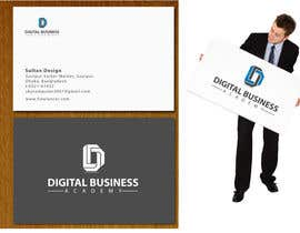 nº 38 pour Logo Design for the Digital Business Academy par sultandesign