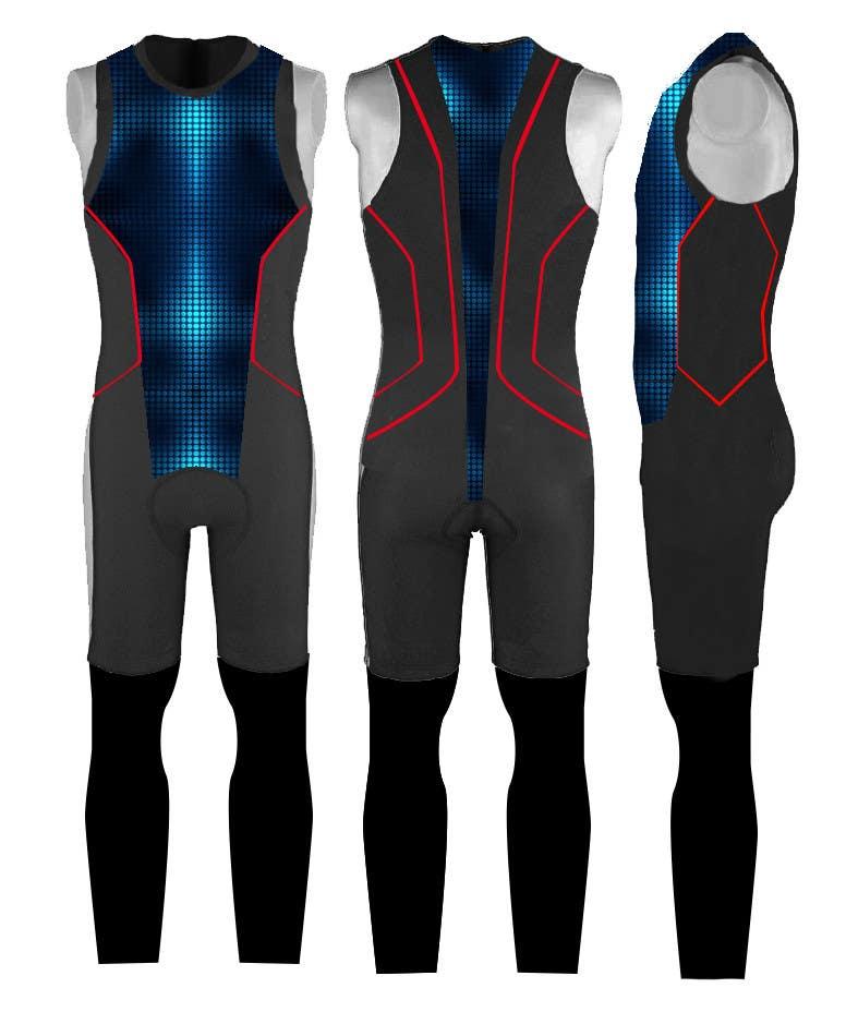 Konkurrenceindlæg #                                        5                                      for                                         Design Sports Wear x 2
