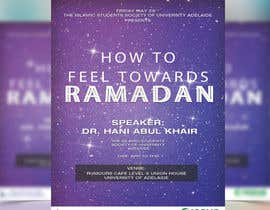 #10 for Flyer for 'Ramadan Lecture' af stylishwork