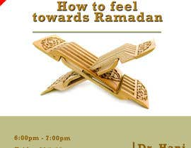 #17 for Flyer for 'Ramadan Lecture' af alimurtaza642