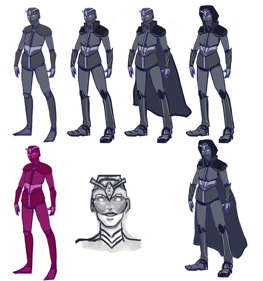 Konkurrenceindlæg #29 for Character Design / Concept