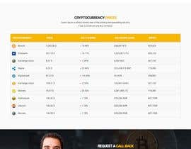 #26 untuk Custom design ecommerce project with cryptocoins oleh hiraahmmad999