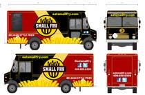 Concept Design Konkurrenceindlæg #11 for New Food Truck Concept