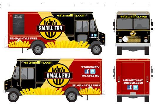 Konkurrenceindlæg #                                        11                                      for                                         New Food Truck Concept