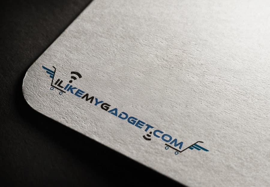 Konkurrenceindlæg #23 for Design a logo for a webshop called iLikeMyGadget.com