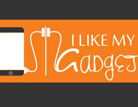 #33 cho Design a logo for a webshop called iLikeMyGadget.com bởi janhaviparab