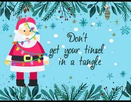 Nro 23 kilpailuun Don't get your tinsel in a tangle käyttäjältä exbitgraphics