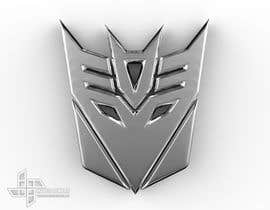 nº 8 pour Design me a 3D Model of a transformer par maromero