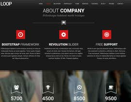 #5 for Edit website template ASAP by peterbra