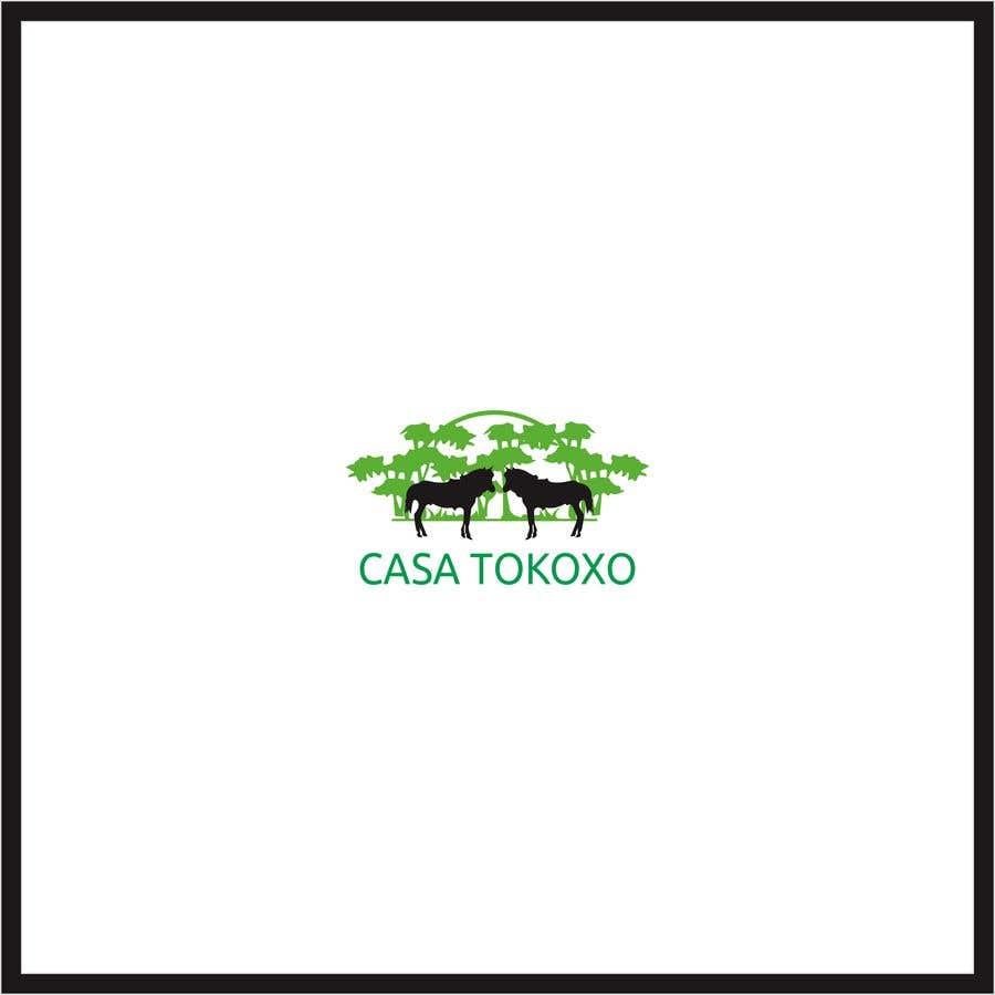 Penyertaan Peraduan #                                        306                                      untuk                                         Logo Casa Tokoxo