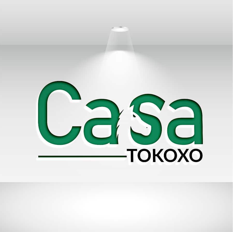 Penyertaan Peraduan #                                        278                                      untuk                                         Logo Casa Tokoxo