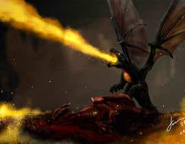#10 pentru Dragon Scene illustration or Photomanipulation de către jasongcorre