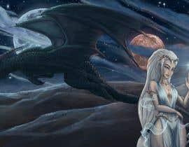#70 pentru Dragon Scene illustration or Photomanipulation de către VickyPolo