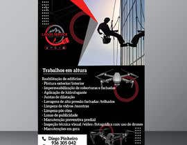 #133 para Flyer with the same visual identity as business cards por faryalsahar25