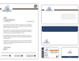 nº 22 pour identité visuelle : Papier à En-tête facture et lettres , Enveloppes Et Cartes De Visite , bannière de signature pour email par khalidrajaa04