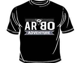 #19 para Design a T-Shirt for ARBO ADVENTURE por aviral90