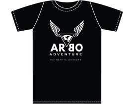 #17 para Design a T-Shirt for ARBO ADVENTURE por adesigns93
