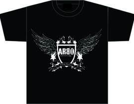 #9 para Design a T-Shirt for ARBO ADVENTURE por thoughtcafe
