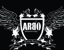 thoughtcafe tarafından Design a T-Shirt for ARBO ADVENTURE için no 10