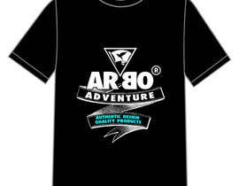 #6 para Design a T-Shirt for ARBO ADVENTURE por csudarmadi