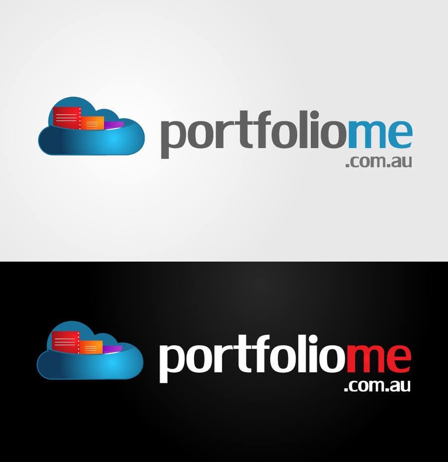 Bài tham dự cuộc thi #                                        57                                      cho                                         Design a Logo for portfoliome.com.au