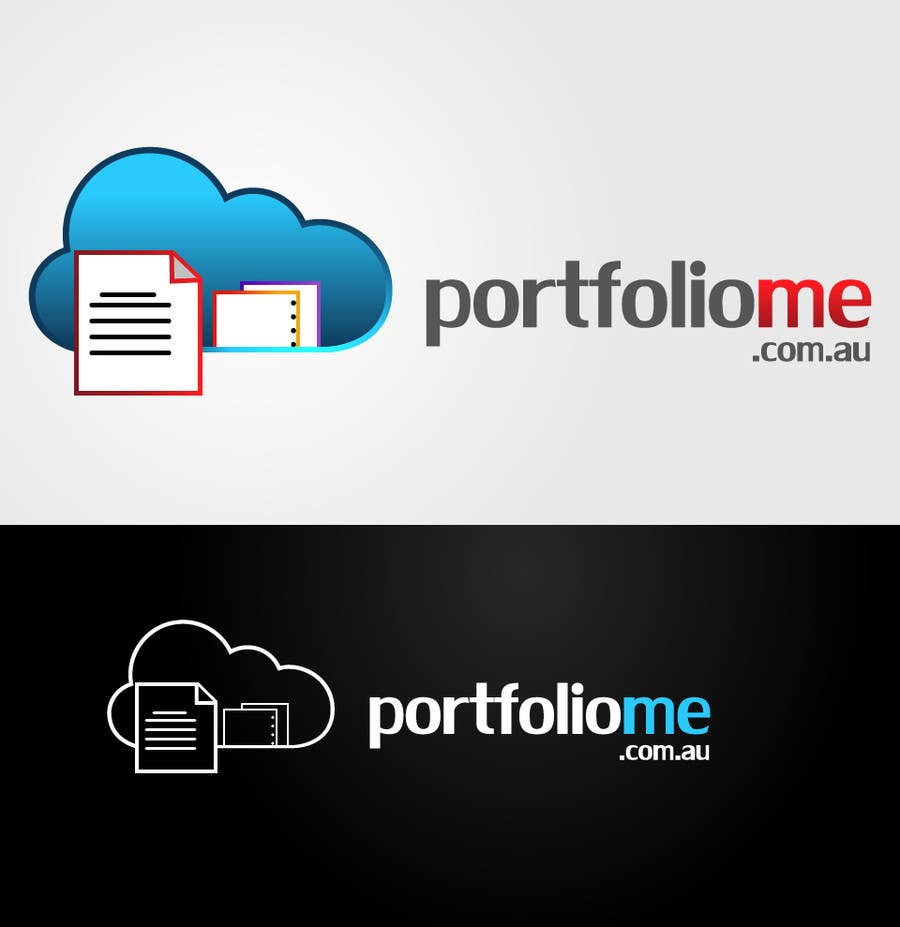 Bài tham dự cuộc thi #                                        68                                      cho                                         Design a Logo for portfoliome.com.au