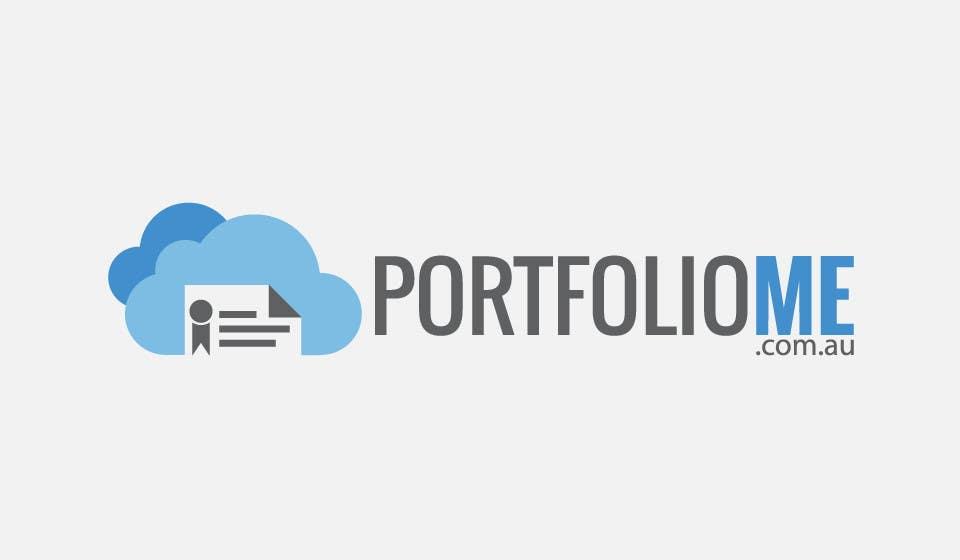 Bài tham dự cuộc thi #                                        40                                      cho                                         Design a Logo for portfoliome.com.au