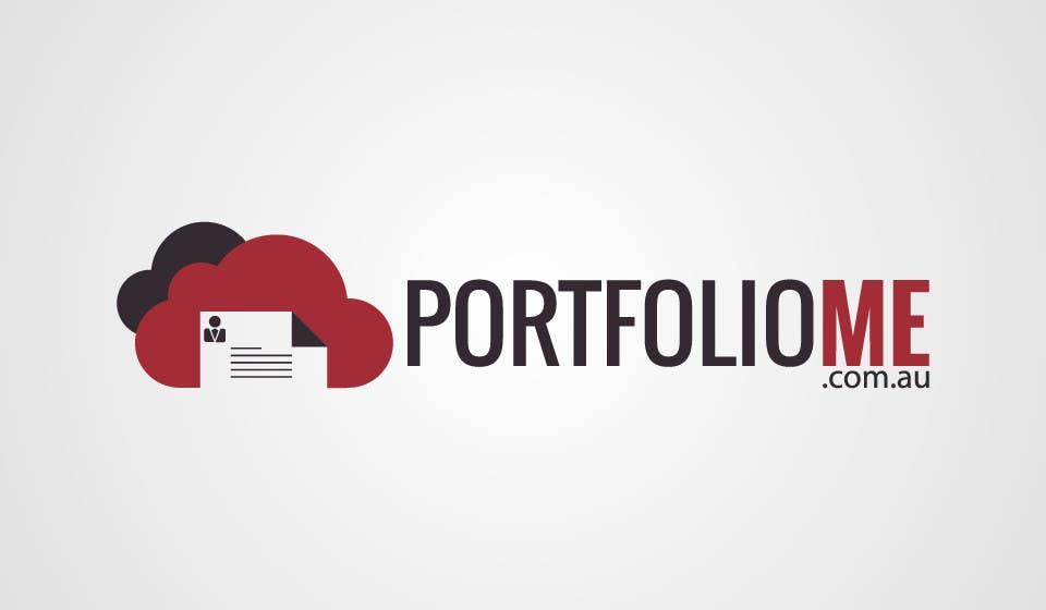 Bài tham dự cuộc thi #                                        43                                      cho                                         Design a Logo for portfoliome.com.au