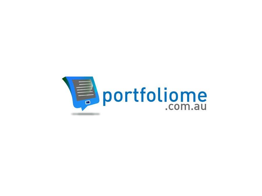 Bài tham dự cuộc thi #                                        73                                      cho                                         Design a Logo for portfoliome.com.au