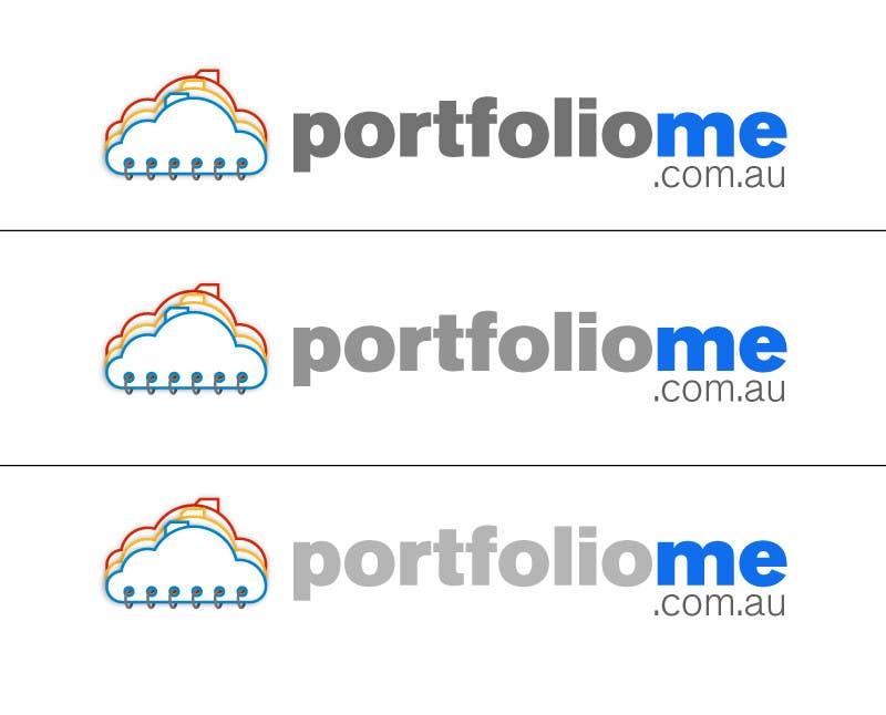 Bài tham dự cuộc thi #                                        30                                      cho                                         Design a Logo for portfoliome.com.au