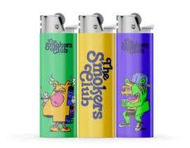 #32 for Design A THE SMOKERS CLUB lighter Packaging by sportbig1
