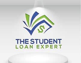 #289 untuk The Student Loan Expert Logo oleh mohammadmonirul1