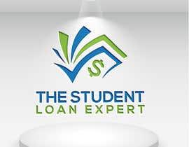 #291 untuk The Student Loan Expert Logo oleh mohammadmonirul1