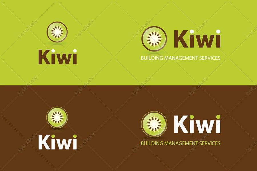 Bài tham dự cuộc thi #                                        75                                      cho                                         Logo Design for KIWI Building management Services