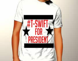 #15 for Design a T-Shirt for mock campaign af rahimtefera